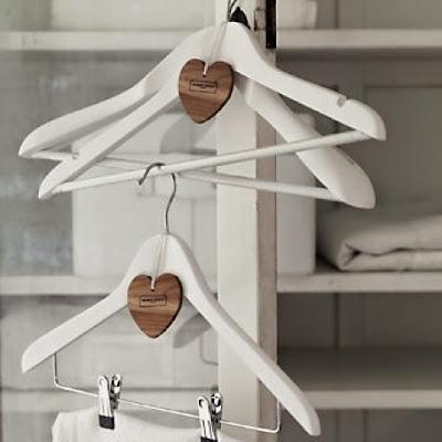 pretty coat hangers