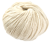 Cream yarn ball