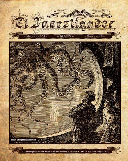 Los ilustradores del siglo XIX El%252520Investigador%252520Mayo