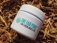 soap and glory fab pore mask