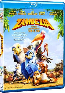 Filme Poster Zambezia BDRip XviD Dual Audio & RMVB Dublado