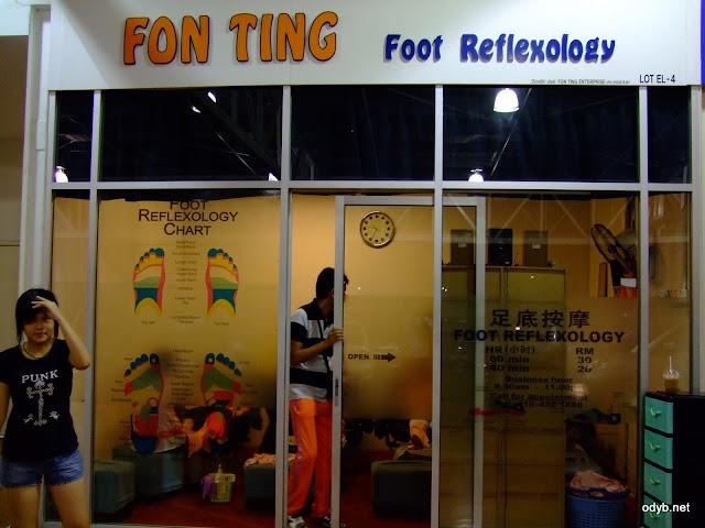 Nye fon ting foot reflexology Archives FT-34