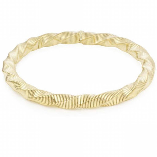 Marc by Marc Jacobs Twisted Spring Bracelet