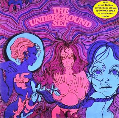the Underground Set ~ 1970 ~ The Underground Set