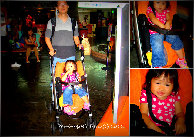 Tiger girl-Kidzania