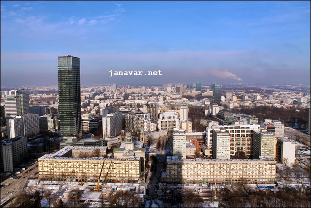 Urlaub in Polen #1: Das moderne Warschau