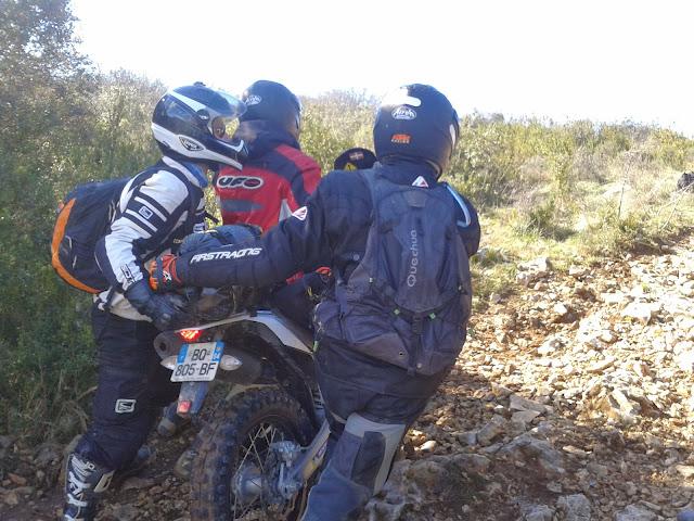 rando mixte 60/40 1er & 2 mars du Gard à Millau (boucle 450km) - Page 7 Photo-0002