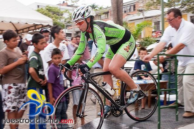 Ana Rocío Bernal. La boyacense consiguió el segundo lugar en la Copa Colombia en Pista 2011. También se destacó en los Panamericanos de Ciclismo en Uruguay en 2008.