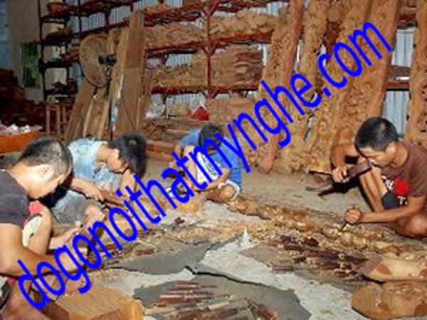 Đồ gỗ mỹ nghệ cao cấp Hà Nội