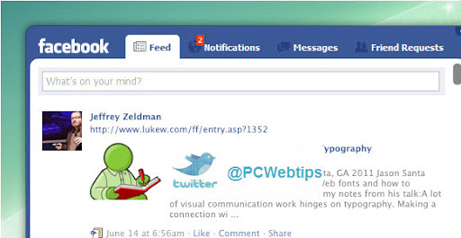 facebook windows 7