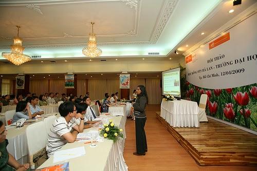 hội thảo du học