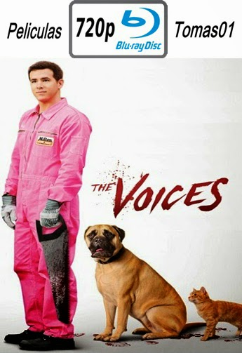 Las Voces (The Voices) (2014) BRRip 720p
