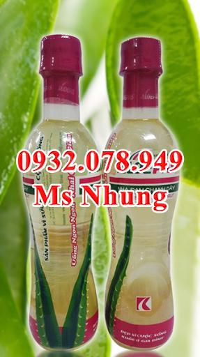 Chuyên bán sỉ và bán lẻ nước uống Nha Đam Chanh Dây ALOEPAS giá tốt nhất 2