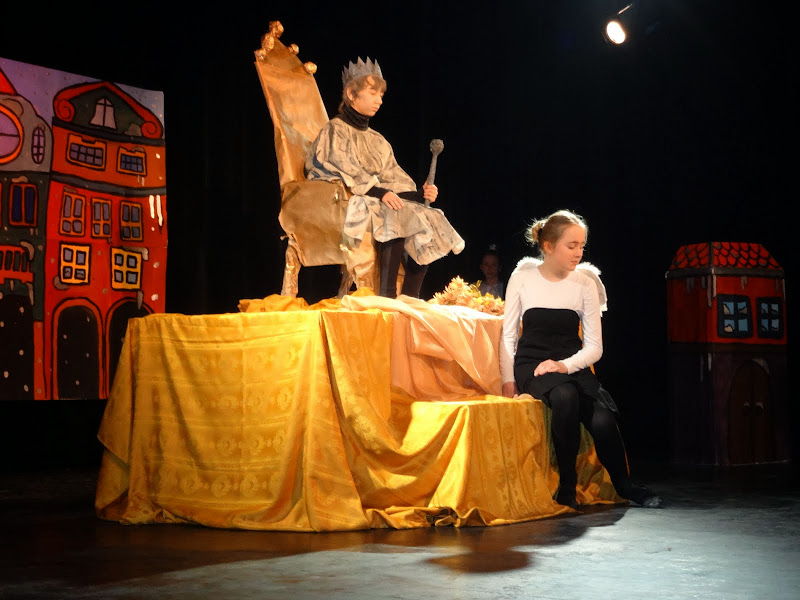Spektakl teatralny