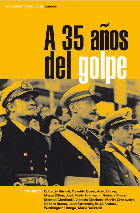 35 años después del golpe, ¡a no bajar la guardia!