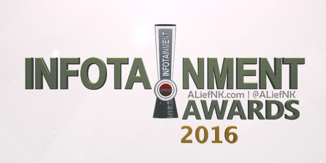 Infotainment Awards 2016 SCTV [image by @SCTV_]