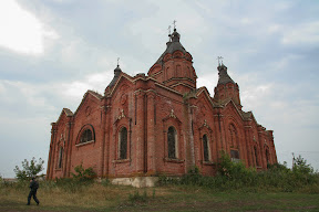 Napuštena crkva u Tankejevki