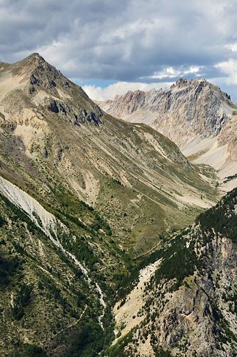 Traversée des Alpes, du lac Léman à la Méditerranée Gr5-mont-blanc-briancon-claree-vallon-2