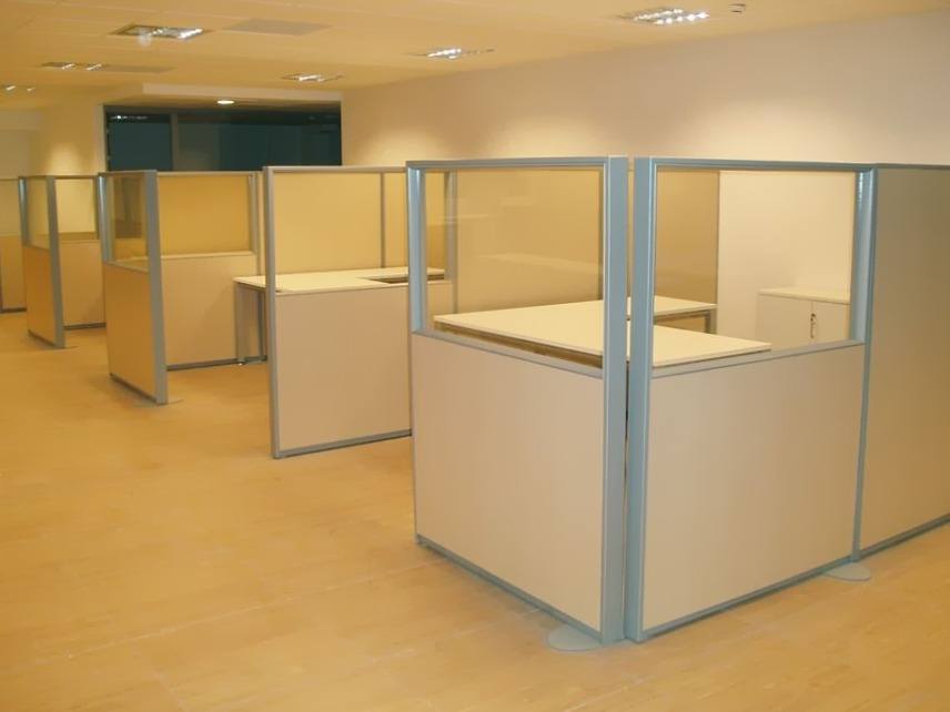tecnoglass divisiones de oficina