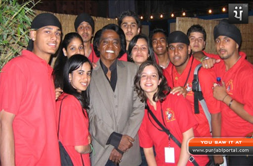 Dhol Blasters with James Brown-- oh i feel good... now