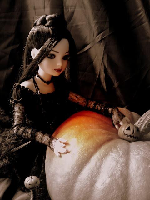 """12 - THEME PHOTO DU MOIS: Novembre 2011 """"HALLOWEEN , le noir et le orange""""  CIMG4202"""