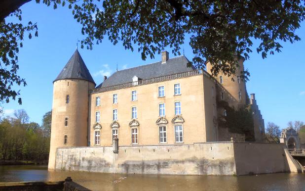 Burg Gemen, Borken, Münsterland