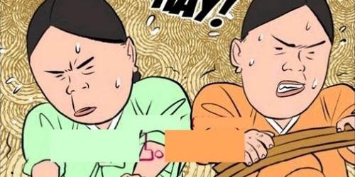 Truyện vui bựa: Ông cha già và 3 thằng con với cái bó đũa