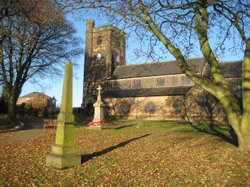 St Michael's in late autumn