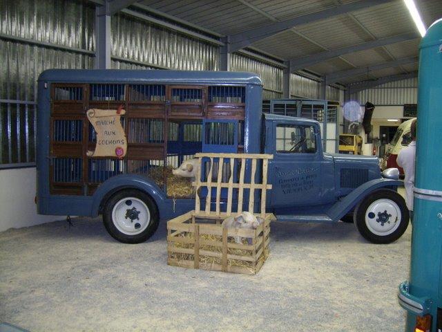 Salon des véhicules anciens les 3 et 4 novembre 2012 SSA50098