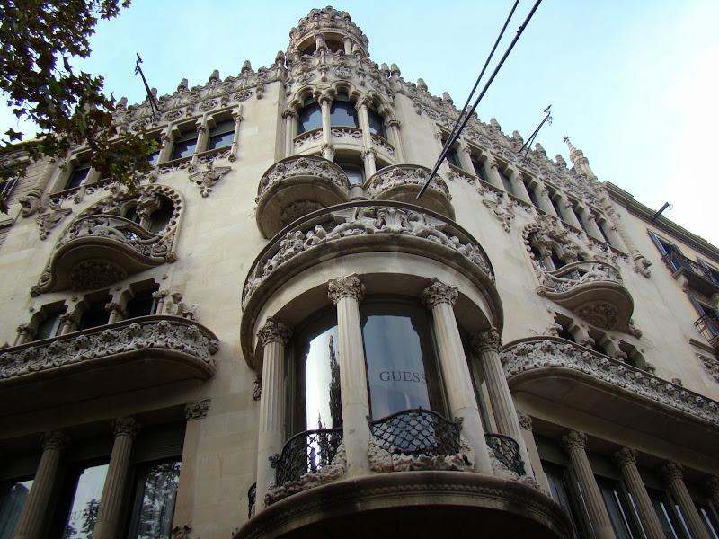 Ruta del Modernismo, Barcelona