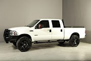 2007 Ford F-250 XLT Crew Lifted Truck For Sale