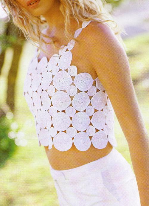 Blusas De Crochet Picasa