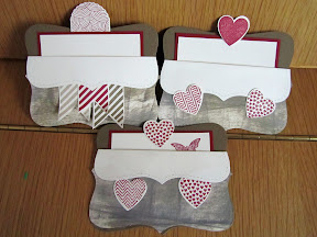 stampin up hearts a flutter top note holzoptik
