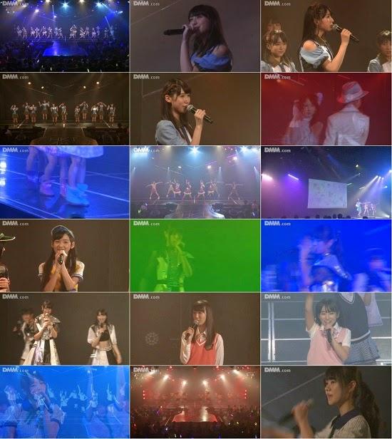 "[TV-Variety] HKT48 チームH ""最終ベルが鳴る"" 公演 141127"