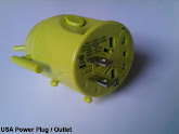 usa power plug outlet type