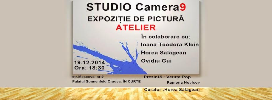 Studio camera 9: expoziţie de pictură atelier #1