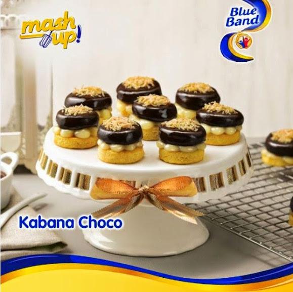 Resep Cara Membuat Kabana Choco ala Blue Band