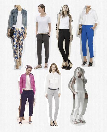 Wishlist pantalons Printemps 2014, A Piece of Glam