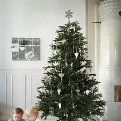 Fasjonable franske drømmer: Plast juletre... Trenger hjelp! PS-07