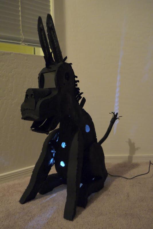 glow-tummy donkey™
