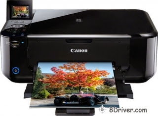 download Canon PIXMA MG4140 printer's driver