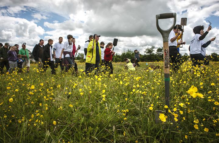 Battle of Bannockburn Big Dig