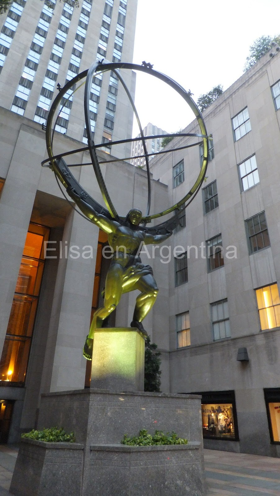 Rockefeller Center, New York, Elisa N, Blog de Viajes, Lifestyle, Travel