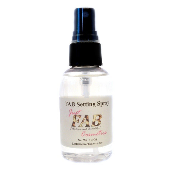 Just FAB Cosmetics Setting Spray