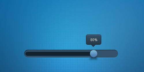 Mendesain progress bar dengan photoshop