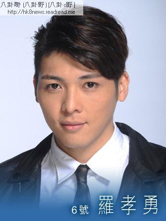 《2012年度TVB全球華人新秀歌唱大賽》冠軍羅孝勇