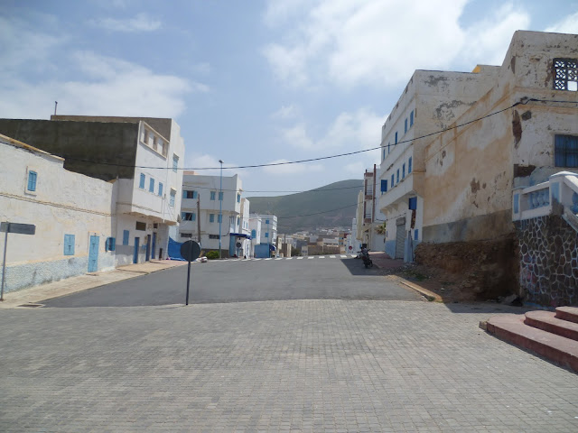 The streets of Sidi Ifni