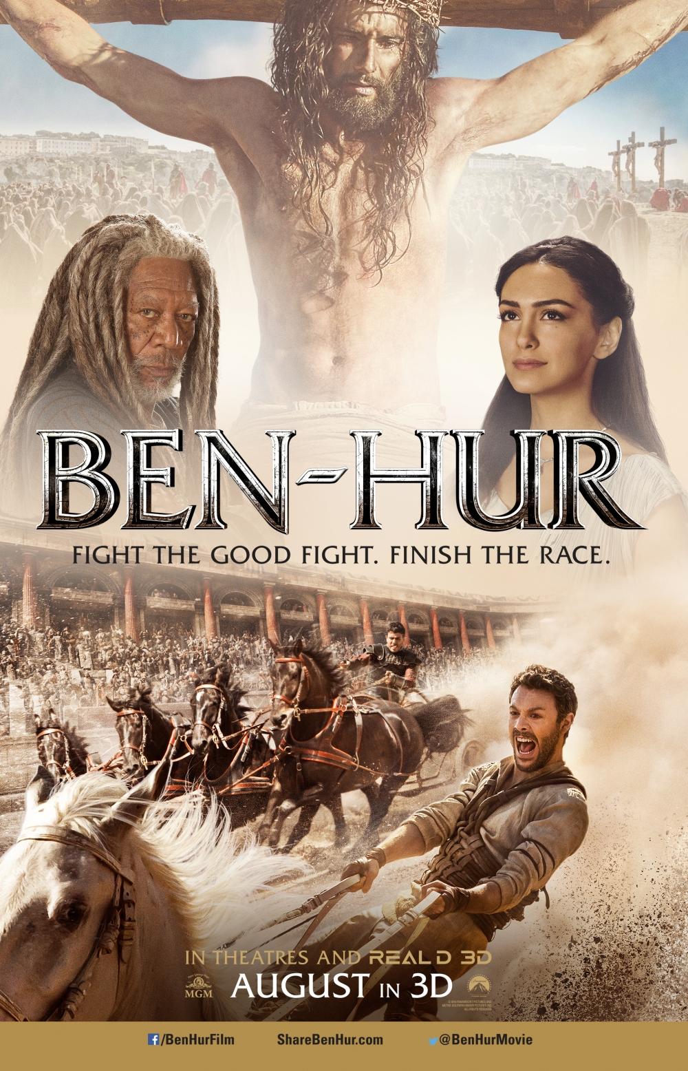 Giải Cứu Nô Lệ - Ben-Hur
