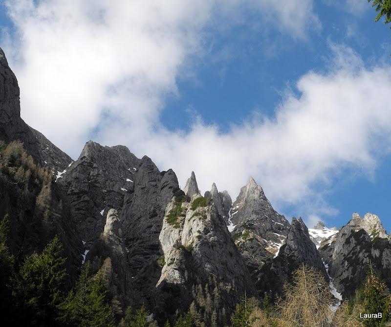 2014.05.11 - Bucegi - Rapa Zapezii - Rapa Mica - Braul Acelor - Rapa Crucii