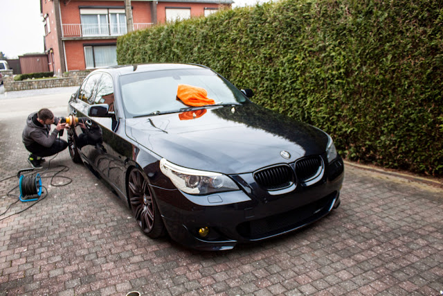Static Bmw E60 From Belgium Picture Heavy